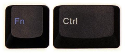 Dvě strany mince: Fn a Ctrl