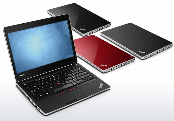 Lenovo ThinkPad na hraně