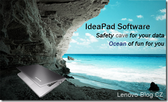 IdeaPad Software: OneKey Theater, EE Boot Optimizer