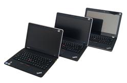 Porovnání ThinkPadů Edge E320, E420 a E420s (živě, video)