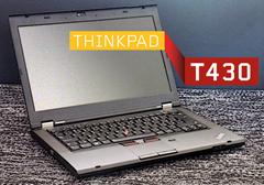 ThinkPad T430: klasický zvenku, nový uvnitř (test)