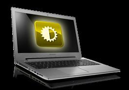IdeaPad Z500: Nefunkční regulace jasu