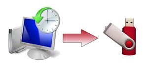 Jak vytvořit obnovovací disk pod Windows 8?