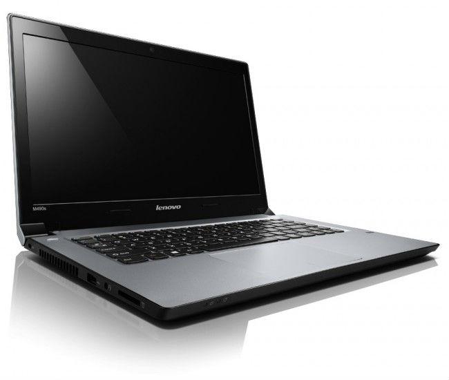 IdeaPad M490s: Nový, ľahký a lacný SMB notebook