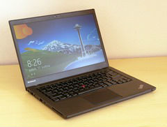 ThinkPad T431s: první dotyky