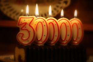 Slavíme 30 000 unikátů za měsíc + soutěž!
