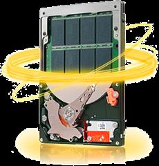 Hybridní disky SSHD: Budoucí standard v noteboocích Lenovo