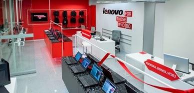 Nové showroomy Lenovo v Plzni a Zlíně