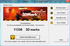 3DMark20013