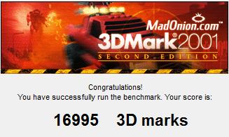 3Dmark2001SE4