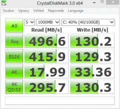 CrystalDiskMark-25255B4-25255D