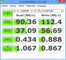 CrystalDiskMark4