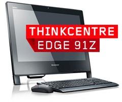 Pracovní a stylové AIO: ThinkCentre Edge 91z (živé představení)