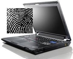 ThinkPady L420/520: Otisk prstu místo hesla po spuštění