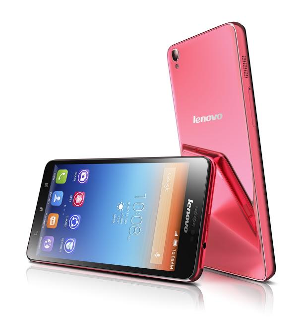 Nové smartphony Lenovo řady S: když se spojí elegance a výkon
