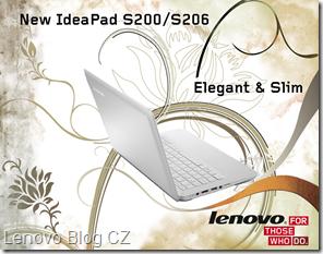 Lenovo IdeaPad S200/S206 – Elegantný HD krásavec