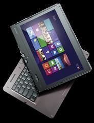 ThinkPad Twist: Dotykový poloprofesionál (Test)