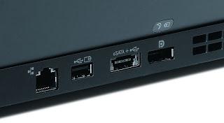 T400s a napájený USB port