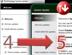 Nový ThinkVantage System Update verze 5