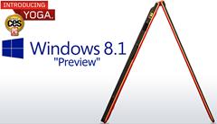 14 dní s Windows 8.1 preview ultrabookem