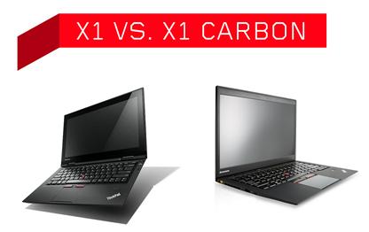 Porovnanie X1 vs. X1 Carbon