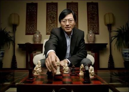 CEO Lenova Yang Yuanqing