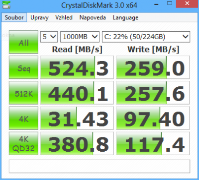 CrystalDiskMark-25255B2-25255D