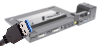 Dokovací stanice pro ThinkPad s USB 3.0 + Doplněno: kompatibilita se staršími ThinkPady