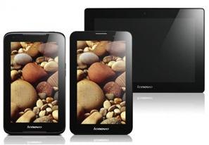 Nové androidí tablety IdeaTab představeny