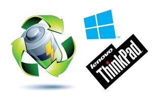 Prahy nabíjení baterie pod Windows 8 bez Power Manageru