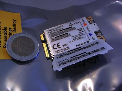 Lenovo ThinkPad WWAN modem