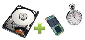 Průvodce nastavením mSATA SSD pro zrychlení počítače