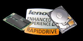 Nový RapidDrive v ThinkPadech 2012