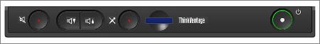 ThinkPad T400s – indikační diody