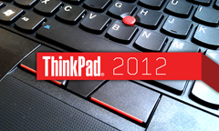 Novinky v ThinkPadech 2012: Enhanced Experience 3 a další