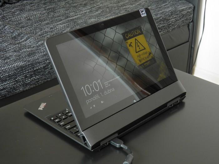 ThinkPad Helix: První pohled