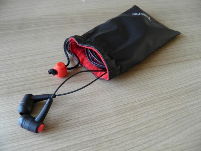ThinkPad In-Ear sluchátka – Představení