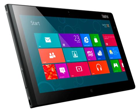 ThinkPad Tablet 2 – první informace