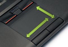 Nefunkční rolování jedním prstem na ThinkPadu?