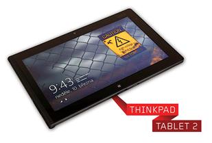 ThinkPad Tablet 2: pořádný tablet na práci? (test)