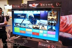 Lenovo Terminator S9: je libo televize s NVIDIA Tegrou K1?