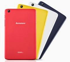 Levný barevný tablet Lenovo A8-50 lze již pořídit také u nás!