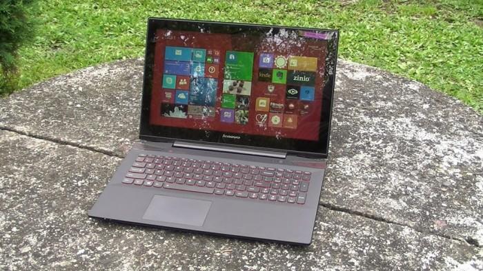 Lenovo Y50-70 Touch: první pohled, video