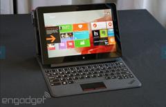 Lenovo představilo ThinkPad 10 tablet
