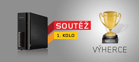Velká soutěž o 4x NAS Lenovo: vyhlášení výherce 1. kola