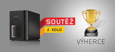 Velká soutěž o 4x NAS Lenovo: vyhlášení výherce 2. kola