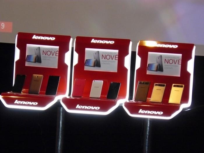 Lenovo představilo telefony: modely, parametry, ceny + video