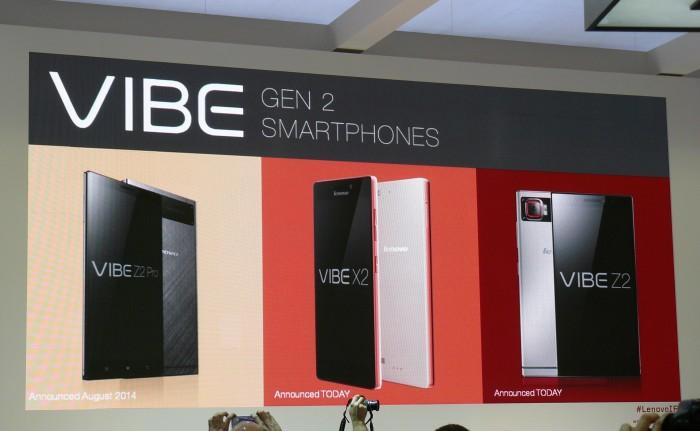 IFA 2014: smartphony a příslušenství VIBE