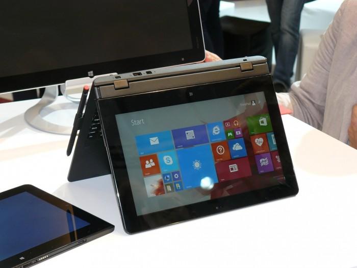 IFA 2014: Čerstvě představená zařízení z rodiny ThinkPad