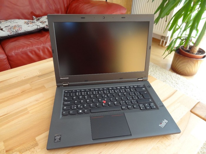 Lenovo ThinkPad L440: důstojně do práce
